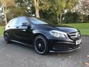 Mercedes-benz A-class A250 Blueefficiency Amg Sport